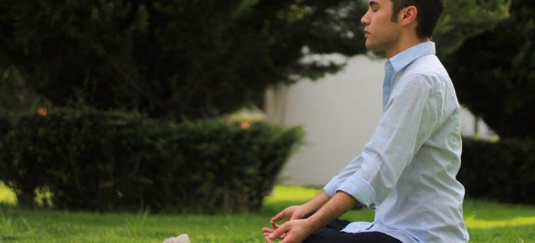 perfil meditacion
